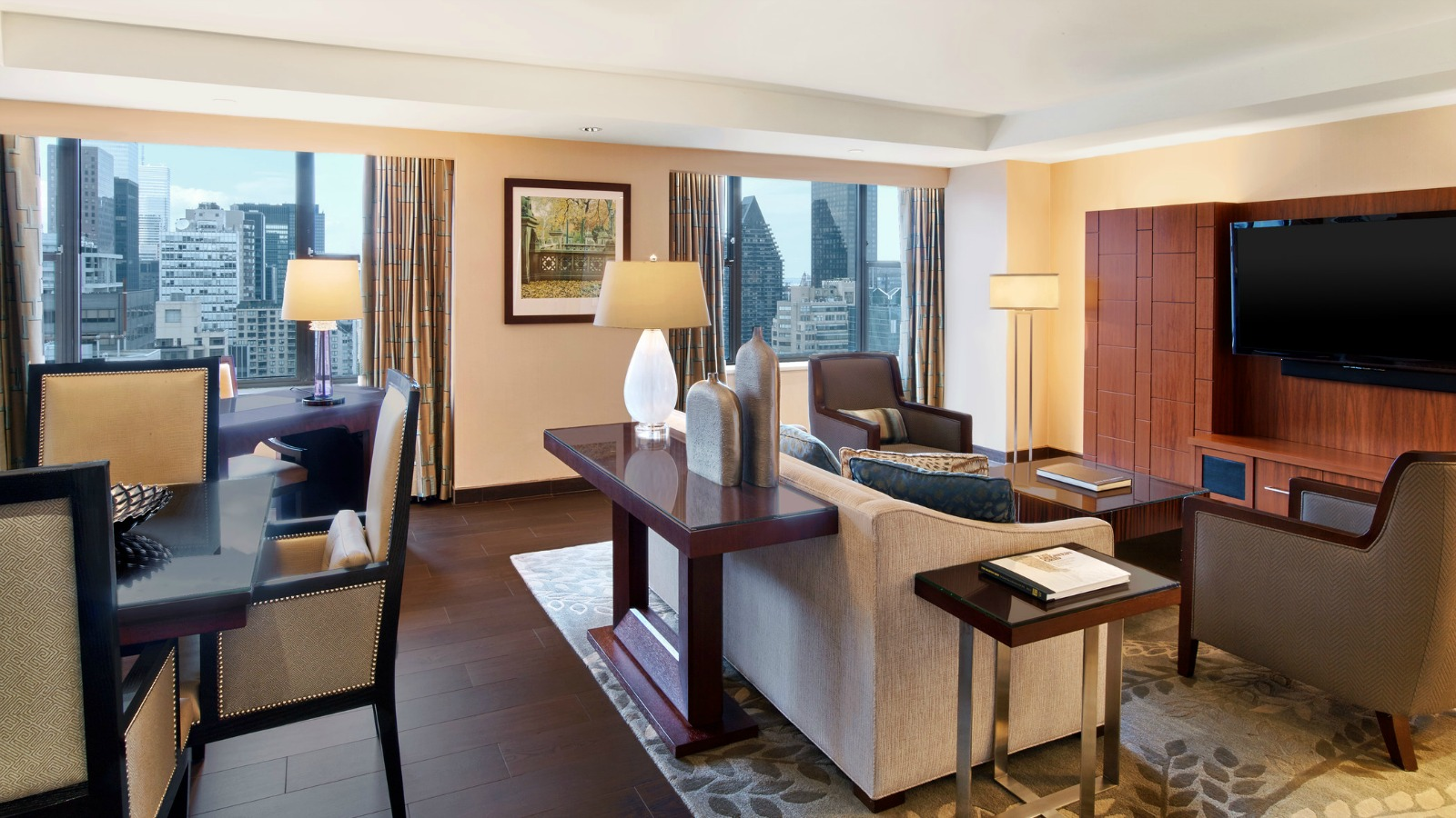 The Westin New York Grand Central Presidential Suite