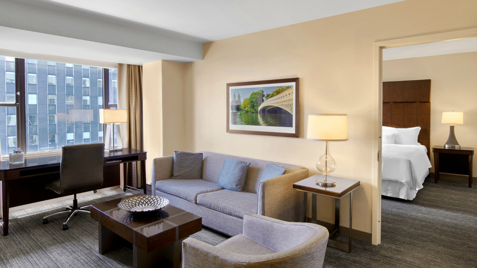 Midtown Manhattan Accommodations - One-Bedroom Suites