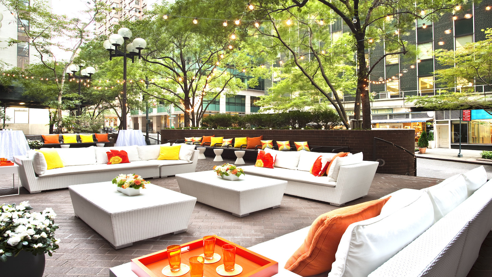 The Westin New York Grand Central   Madison Patio