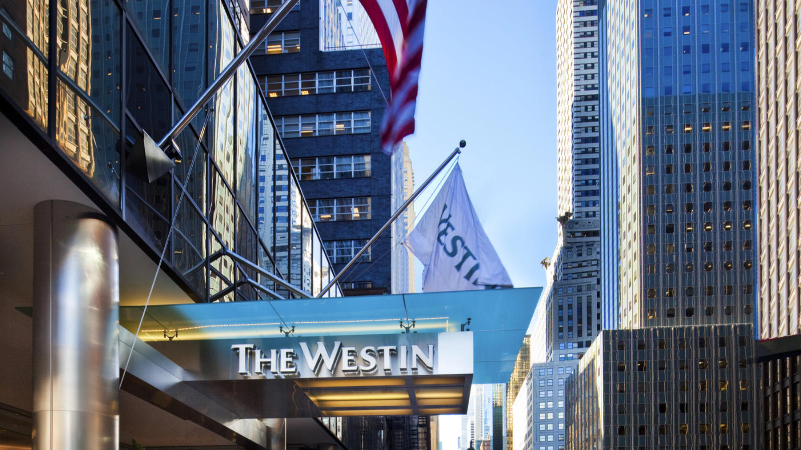 The Westin New York Grand Central Exterior