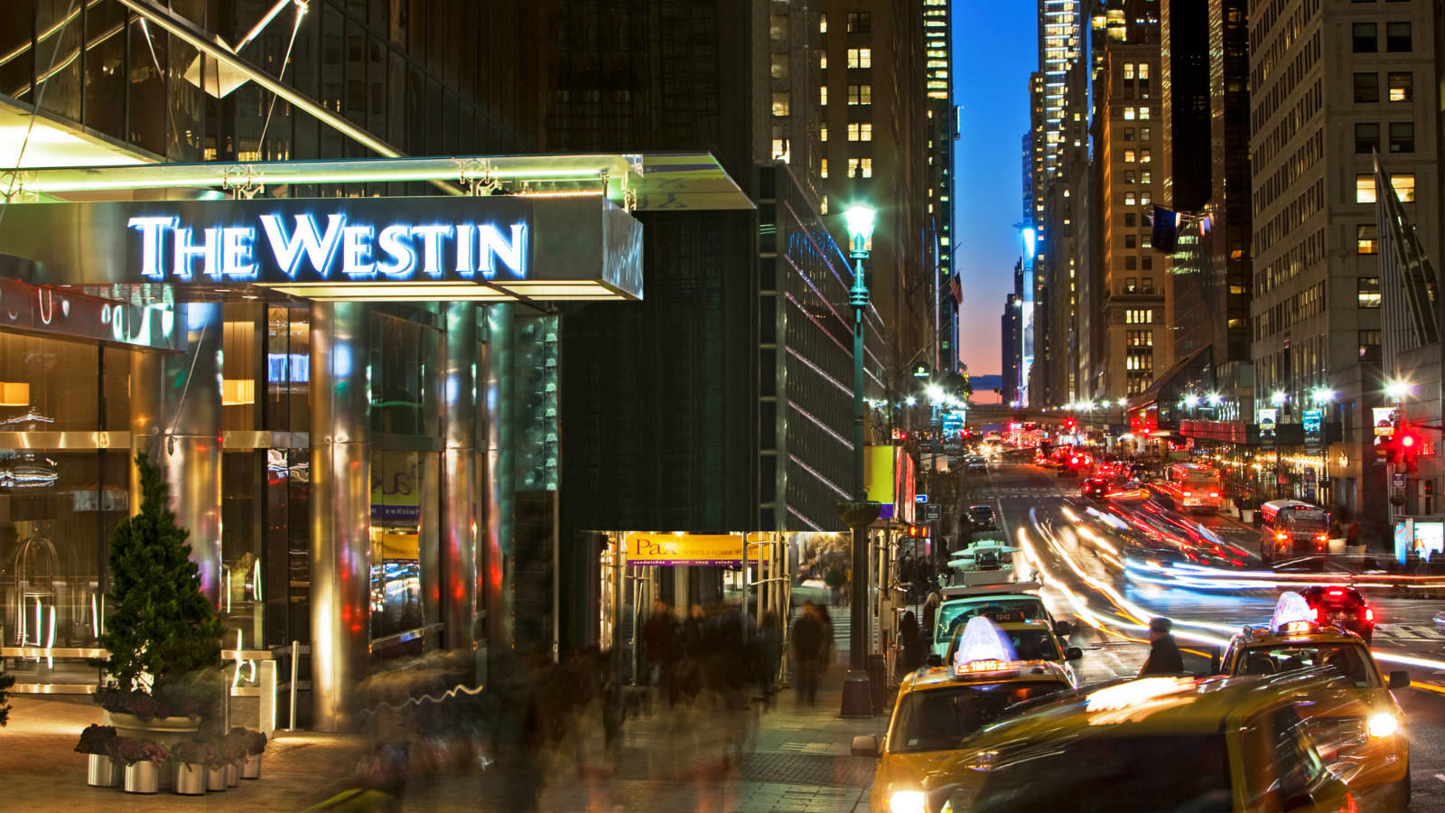 Government Offers | The Westin New York Grand Central