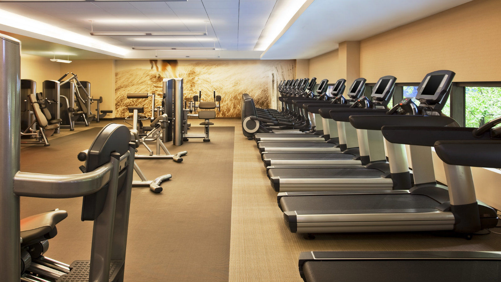 The Westin New York  Grand Central - WestinWORKOUT