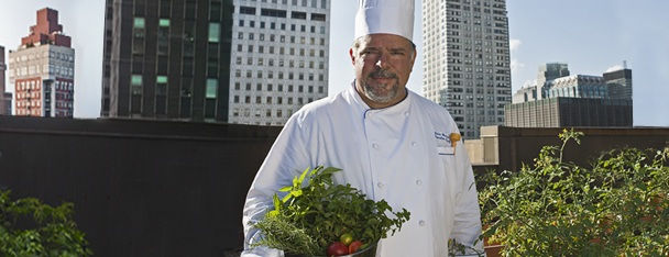 The Westin New York  Grand Central - Chef Bio