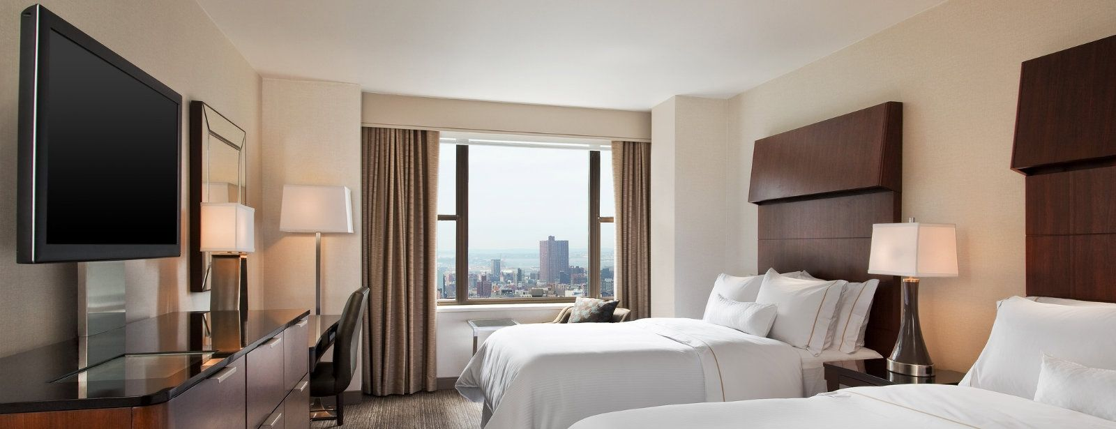 Midtown Manhattan Accommodations - Traditional Rooms